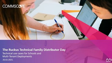 Ruckus Technical Family Day Q1