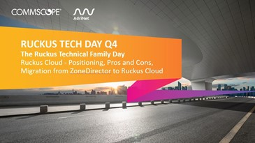 Ruckus Technical Family Day Q4
